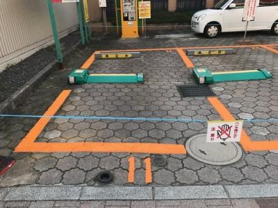 No.11〜14 駐車枠ライン引き直し後.JPG