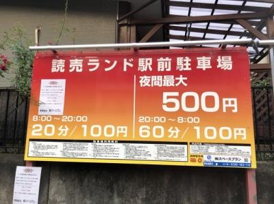読売ランド駅前駐車場_1.JPG