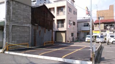バリカー・照明・カーブミラー設置後.jpg