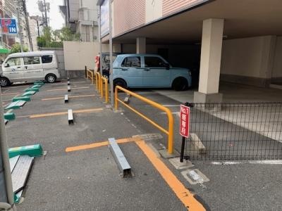 フェンス撤去・バリカー設置2.jpg