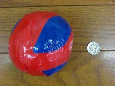 テープボール