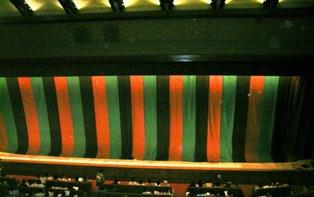 歌舞伎座内部
