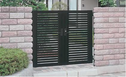 シャレオR9型門扉