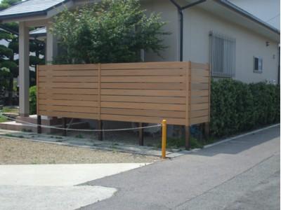 目隠しフェンス(1)-2