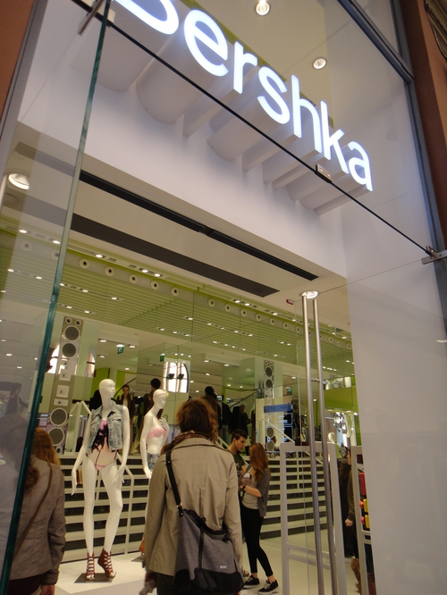 2013 04 made in bologna for Bershka via indipendenza bologna