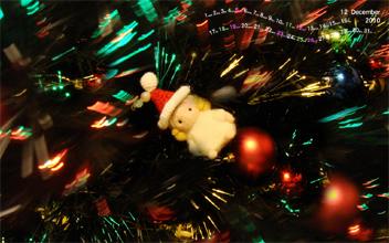 クリスマスKANちゃん
