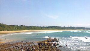 奈多海岸2