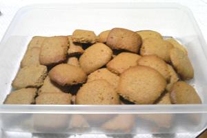 はとむぎクッキー