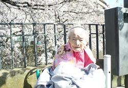 104歳のおばあちゃん