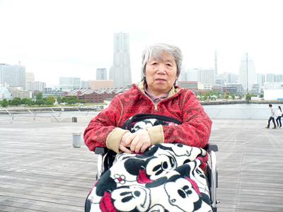 大桟橋から写真