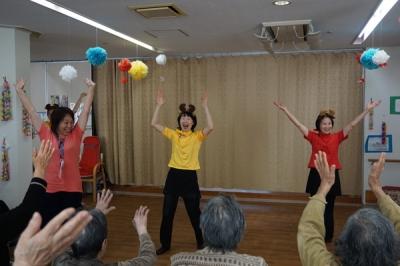 手話ダンス