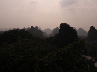 桂林の風景