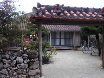 竹富島の民宿