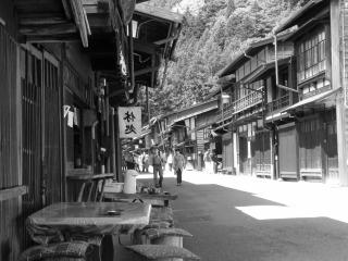 伝統建築保存地区
