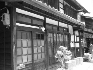 日本の家はうつくしいです。