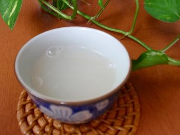 レンコン茶