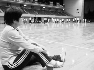 ラジオ体操の指導者講習会