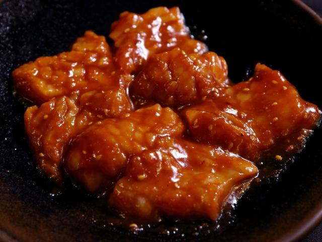 ミノ 焼肉 焼肉で人気!牛の4つの胃「ミノ・ハチノス・センマイ・ギアラ」の特徴