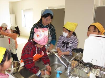 子ども料理教室2