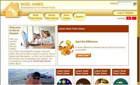 Novel Games