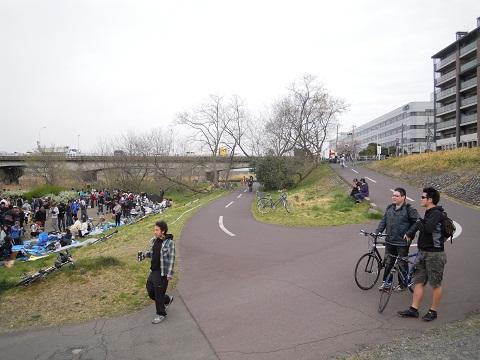 2011 関戸橋フリーマーケット