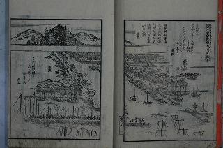 金毘羅名所(丸亀図)