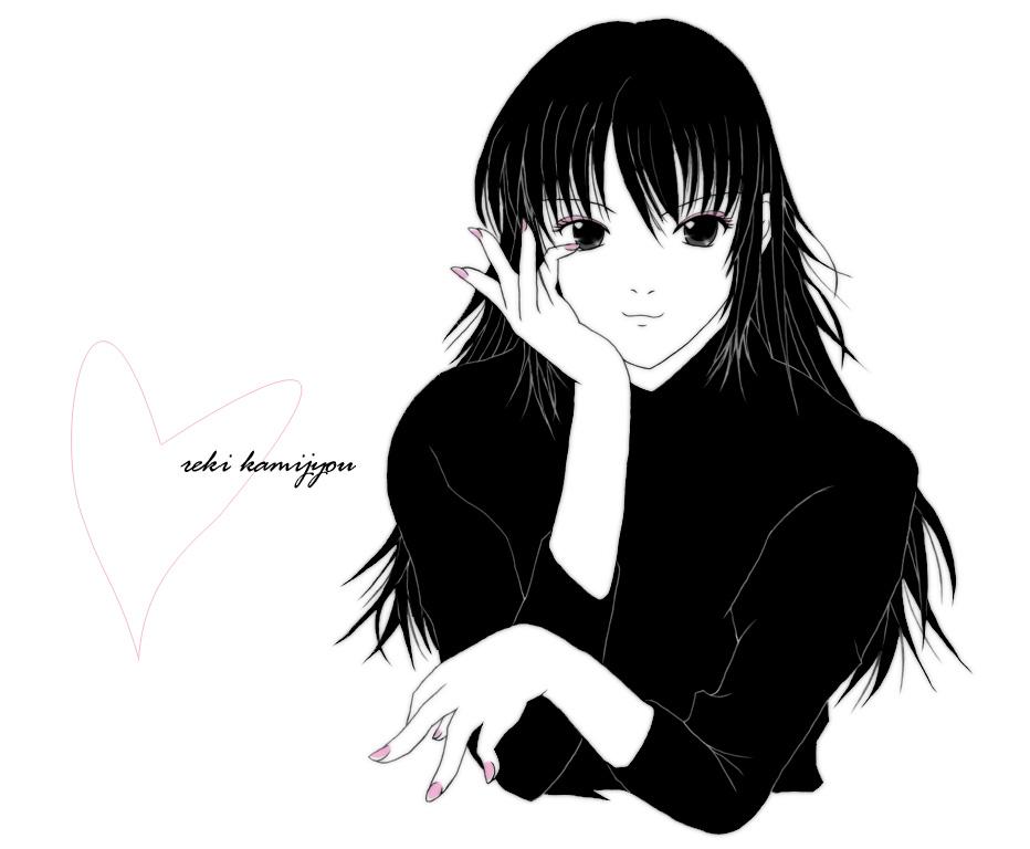 black*white お姉レキ