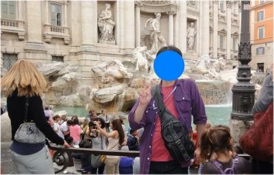 イタリア旅行−71