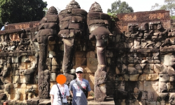 カンボジア−28