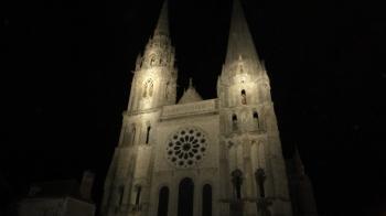 シャルトル大聖堂−1