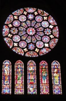 シャルトル大聖堂−4