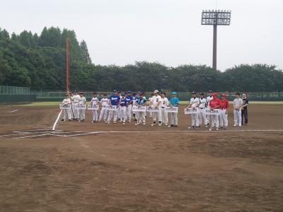 1ブロ野球大会