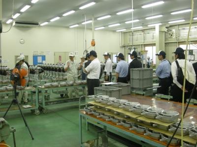 ヤマト発電機研修2