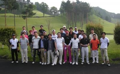 チャリティゴルフ
