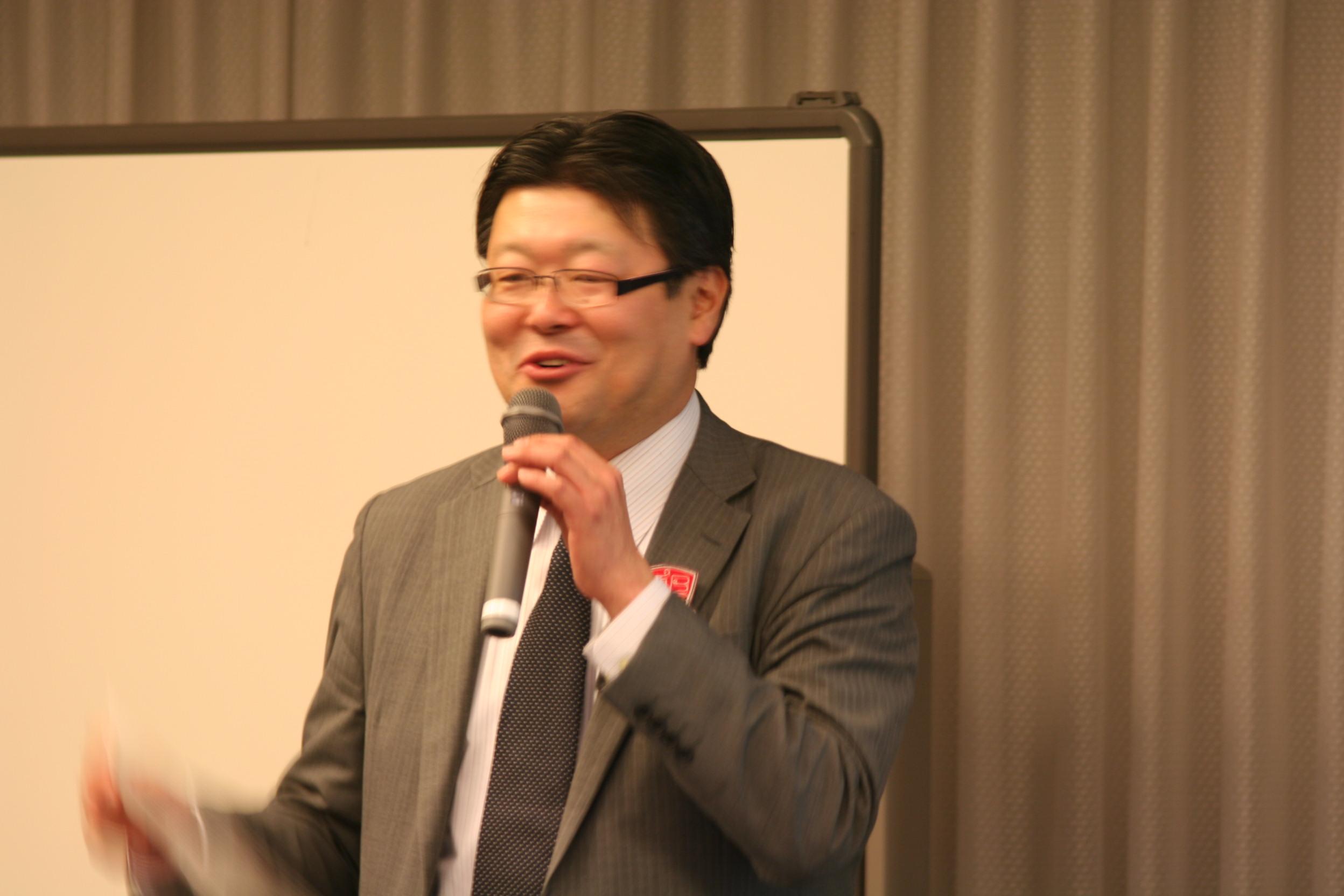 講師の俵慎一先生