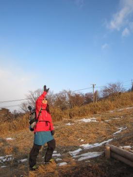 伊吹登山1
