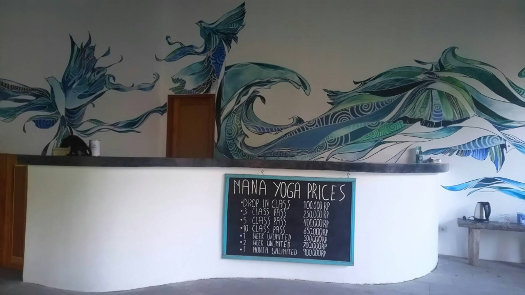 lombok yoga