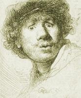レンブラント 自画像1630