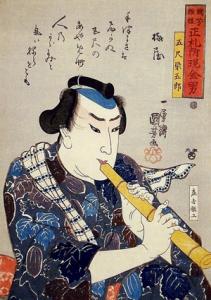 日本髪 浮世絵