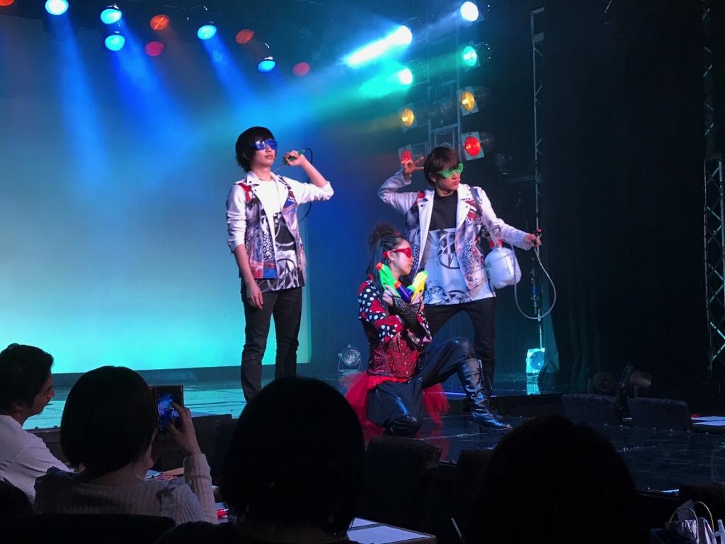 『ひいろ』舞台写真