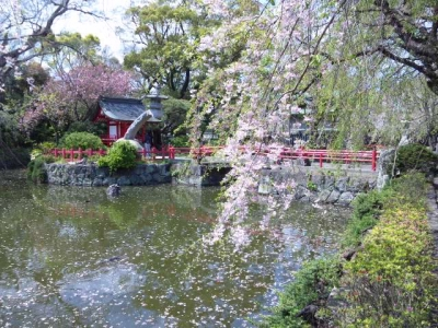 三島大社厳島神社