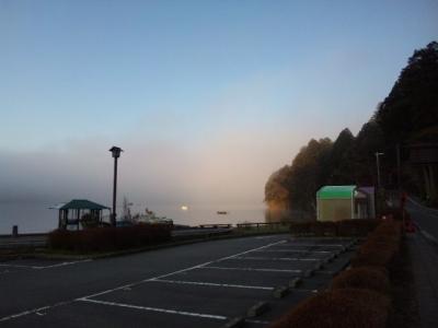 箱根神社駐車場