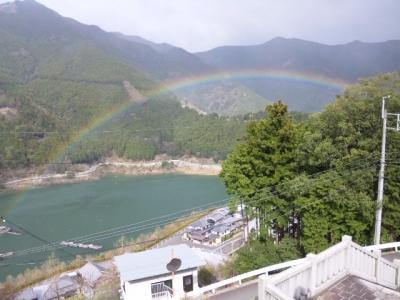 丹生川上神社上社大滝ダム