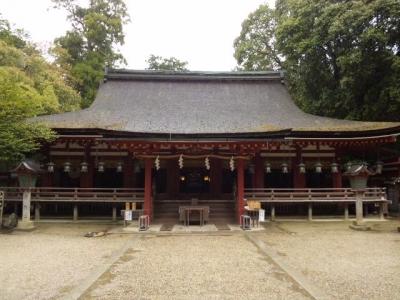 石上神宮社殿