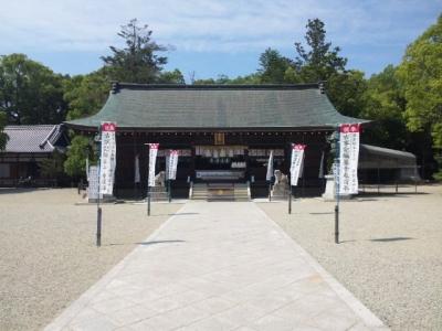伊弉諾神宮社殿