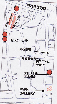 Dコース 地図