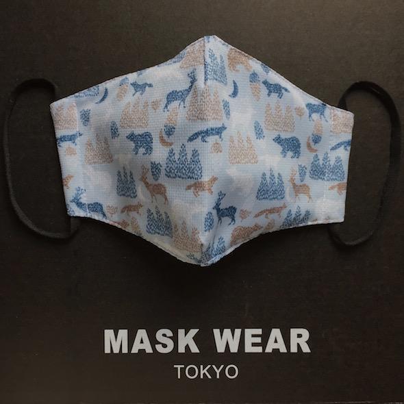 mask wear tokyo - anyan design atelier