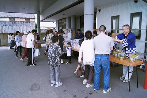 姫路西葵会館にて葵祭りを開催致しました。