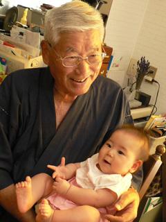 ひいおじいちゃんとちび姫