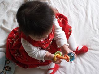 赤い靴はいてた女の子〜。
